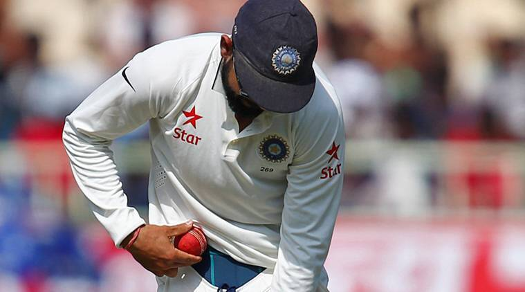 ICC Cricket, ICC Cricket ball shining, ICC Cricket news, Anil Kumble led ICC Cricket Committee, saliva ban to shine ball, cricket saliva, cricket news, latest cricket news