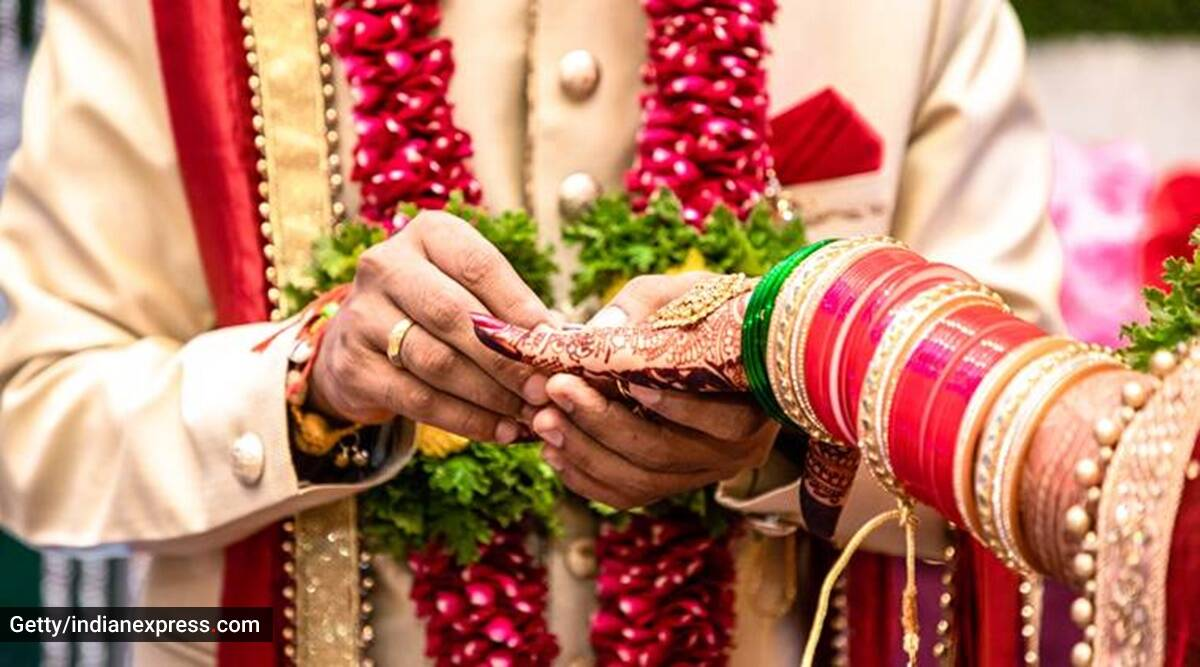 Gujarat Unlock, wedding guests, Weddings and events industry, Gujarat news, Indian express news