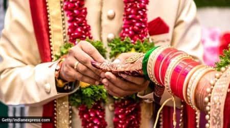 low-profile weddings, coronavirus lockdown, Ahmedabad neww, Gujarat news, indian express news
