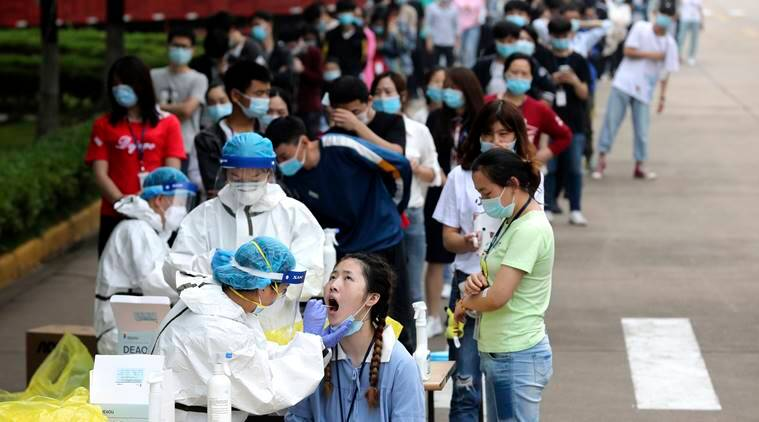 China reports no new coronavirus cases for first time since ...