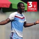 West Indies cricketer Darren Sammy