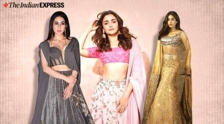 kareena kapoor khan, alia bhatt, ananya panday, ananya panday, kiara panday, sara ali khan, malhotra, manish malhotra designs, indian express, indian express news