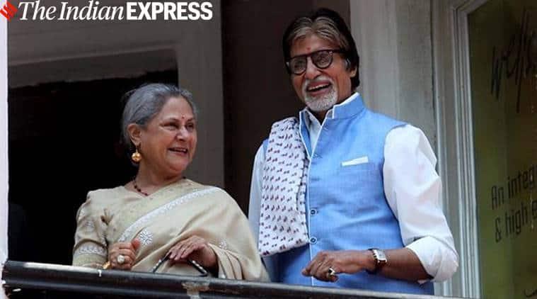 Amitabh Bachchan and Jaya Bachchan celebrate 47th wedding anniversary