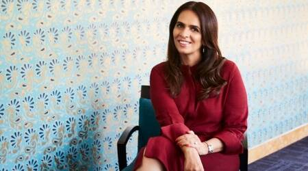 anita dongre, anita dongre house of fashion, house of anita dongre, anita dongre on lockdown, pandemic, sustainable living, sustainable fashion, anita dongre masks, indianexpress.com, indianexpress,