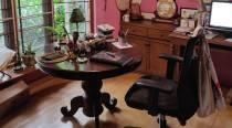 Home is Where The Work Is: Writers and their workspaces