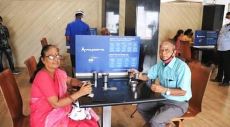 Annapoorna restaurant, Coimbatore, coronavirus, covid 19, sanitisation, indian express lifestyle