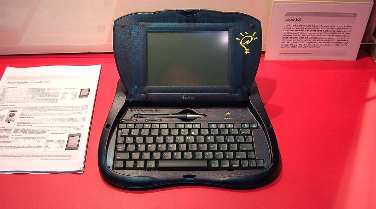 apple, apple emate 300, apple newton emate 300, emate 300 ARM, Newton apple, apple eMate 300 PDA, emate 300 apple, apple history, apple news