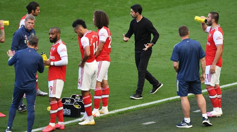 Maupay lands double blow on angry Arsenal for Brighton | Sports ...