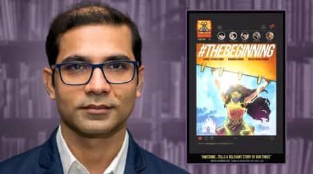 Arunabh Kumar, TVF, comic books, graphic novels, indianexpress.com, indianexpress,