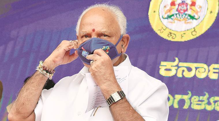 Karnataka CM Yediyurappa quarantines self after his personal staff test positive for Covid-19