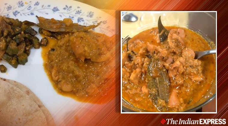 chicken curry, anahita dhondy, indianexpress,