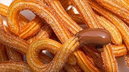 easy recipes, easy dessert recipes, churros recipe, how to make churros at home, indianexpress.com, indianexpress,