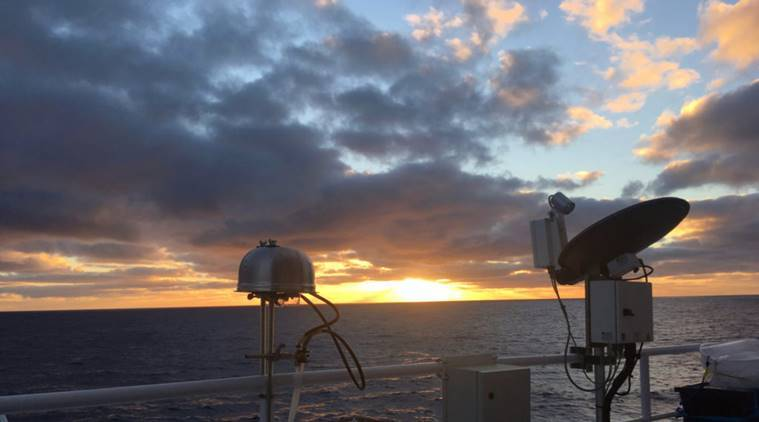 Scientists claim they have identified cleanest air on Earth over the Southern Ocean