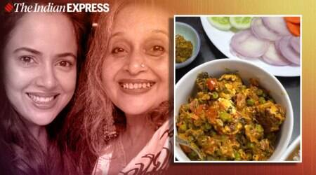 easy recipes, how to make dal makhani, indianexpress.com, indianexpress, royal peasy paneer, lunch recipes,