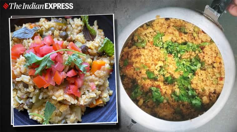 dalia recipes, masala dalia, dal dalia, indianexpress.com, vicky ratnani recipes, amrita kaur recipes, easy recipes, indianexpress.com, indianexpress,