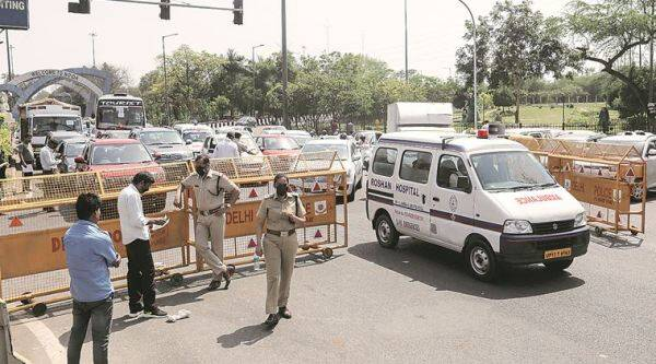 UP to SC: Difficult to allow movement at Delhi border | Cities News,The  Indian Express