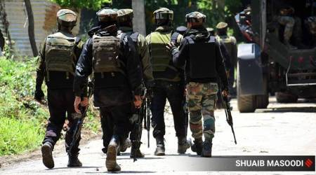 armed forces, strategic areas, Administrative Council, Jammu and Kashmir news, Indian express news