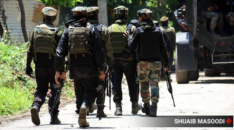 J-K: Encounter underway between militants and security forces in Sopore