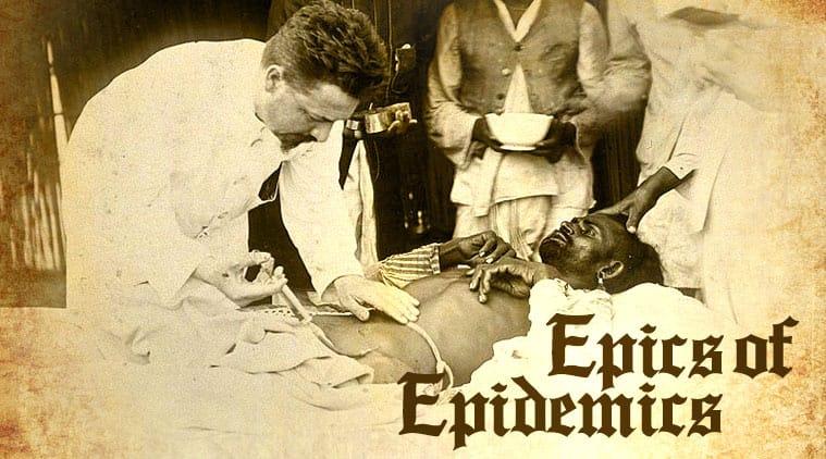 Covid, Coronavirus, epidemic, pandemic, epidemics history, Bombay plague, Bombay, Bubonic plague in Bombay, Bombay history, plague, Indian history, Indian Express