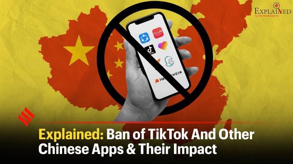Explained: Ban Of TikTok And Other Chinese Apps & Their Impact