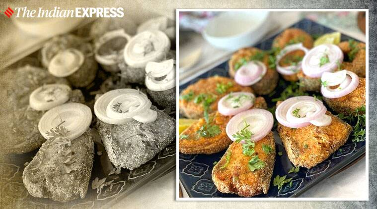 how to make fish fry, fish fry recipe, chef amrita raichand recipes, easy recipes, indianexpress.com, fish recipes, indianexpress,
