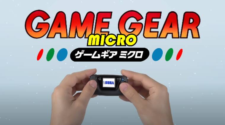 Sega Game Gear, Sega Game Gear Micro, Sega Game Gear handheld console, Sega Game Gear vs Nintendo Game Boy, Game Boy, Sega history