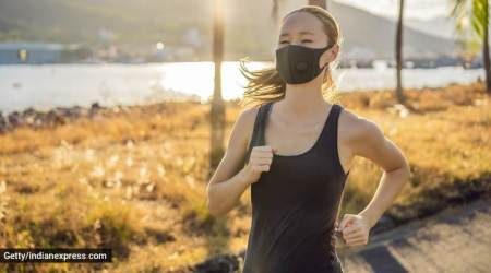 fitness, outdoor fitness, outdoor fitness and weight loss, things to keep in mind when working out outdoors, indian express, indian express news