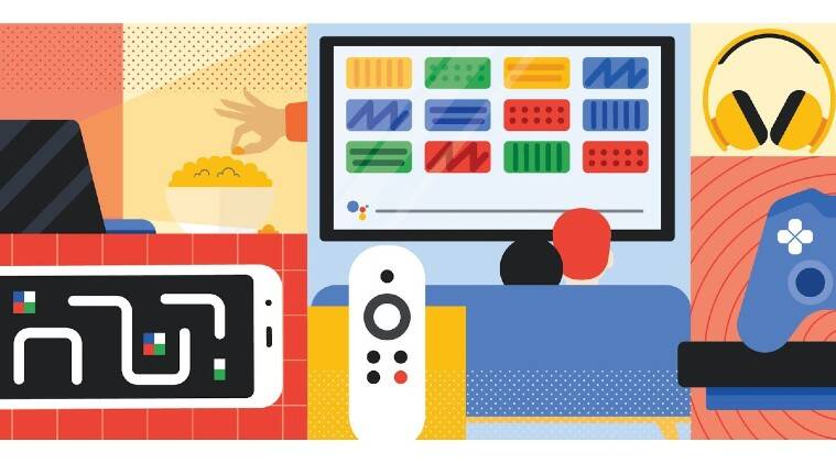 google, google smart home event, google Android TV, Chromecast 4, google sabrina, Android TV chromecast