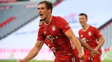 Leon Goretzka, Bayern Munich vs Borussia Monchengladbach, Erling Haaland, Borussia Dortmund vs Fortuna Dusseldorf, Bundesliga 2020