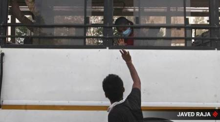Bus services suspended for 10 days in Surat from Monday