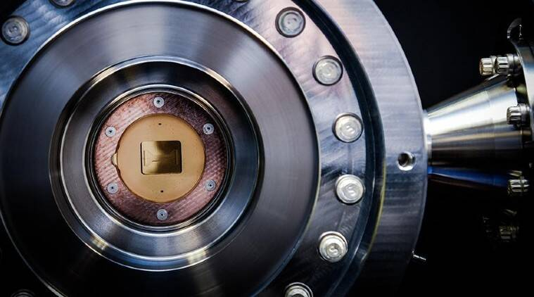 Image of article 'Honeywell makes world's fastest Quantum Computer with quantum volume of 64'