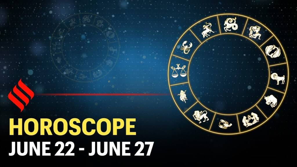 Weekly Horoscope: Your week ahead (June 22 – 27 June'2020)