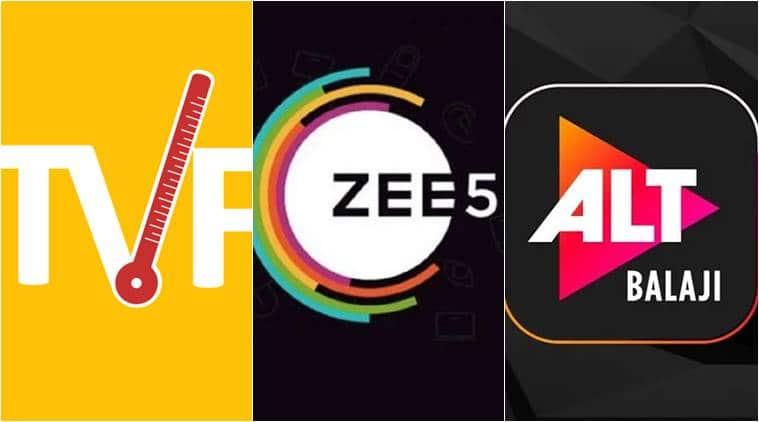 India ott platforms, indian origin streaming platforms, voot, tvf play, alt balaji, sony liv, zee5, streaming suscription
