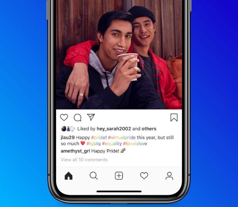 Instagram, Instagram LGBTQ, Instagram Wellbeing, Instagram Wellbeing features, Instagram Wellbeing LGBTQ