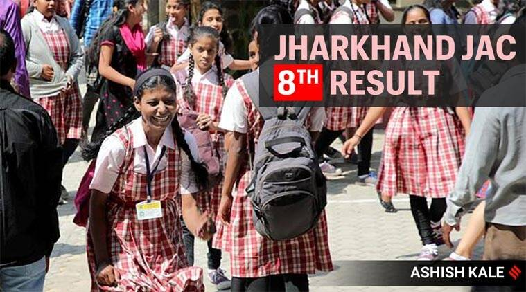 Jharkhand Board 8th Result 2020 today