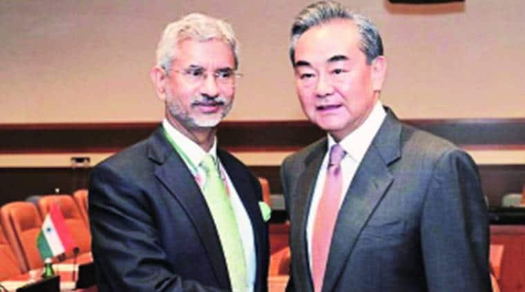 Jaishankar, Wang Yi, phone call, Indian China stand off, Indian exoress news