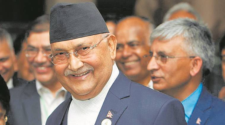 Nepal PM K P Sharma Oli, KP Oli resignation Nepal, Nepal India relations, Nepal new map, KP Oli Nepal,
