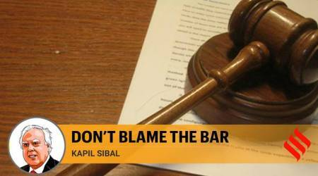 indian courts, supreme court, chief justice of india, kapil sibal writes, Bar council of India, indian judiciary,