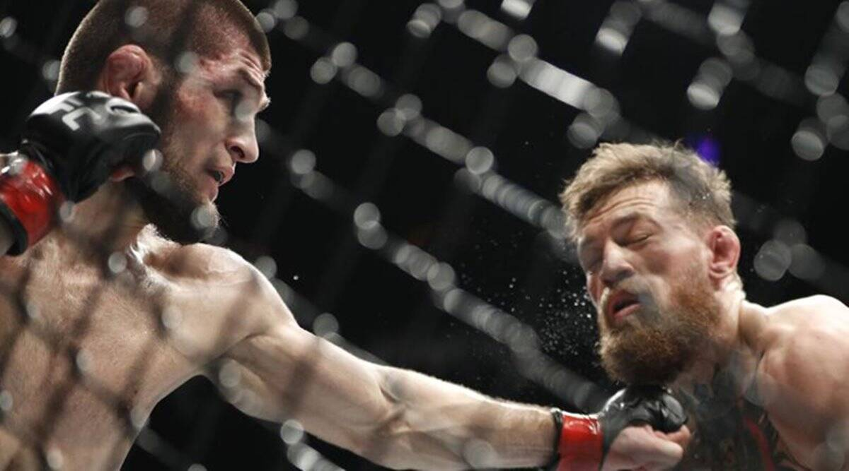 UFC bouts return to Fight Island; McGregor back in octagon