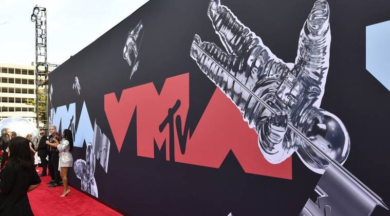 MTV video music awards on august 30