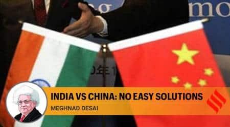 india china border news, india china border dispute, galwan valley faceoff, jawaharlal nehru, 1962 india china war, india china news, meghnad desai
