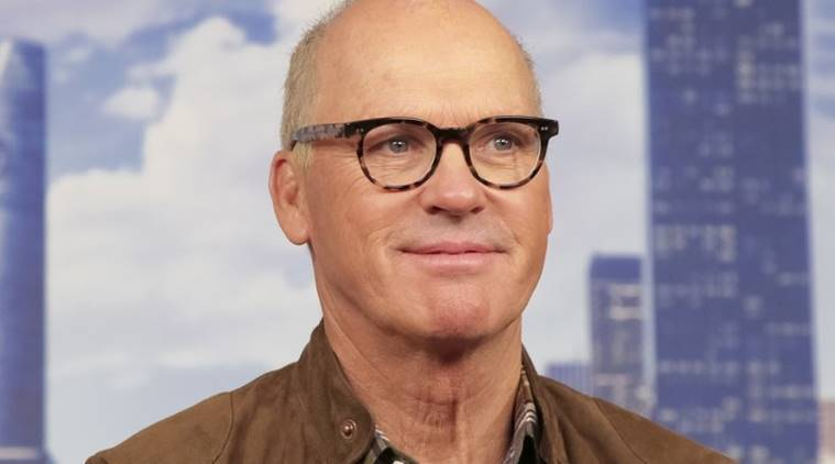 michael keaton as batmon in flash film