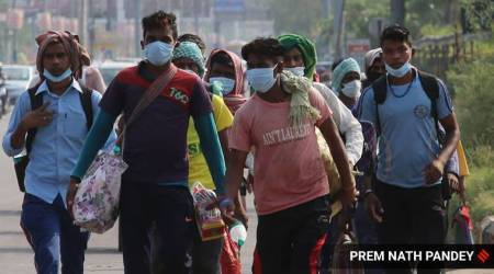200 ragpickers in Gurgaon to head home — to Assam