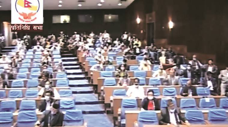 Nepal House clears new map Bill, Oli calls for talks, India frosty in response