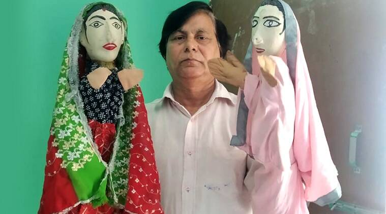 puppetry, Gulabo Sitabo, puppets, indian express lifestyle