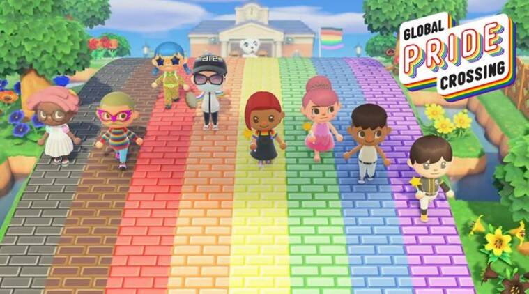 pride month 2020, pride 2020, Apple Pride 2020, Microsoft Pride 2020, Instagram Pride 2020, Facebook Pride 2020, Pride 2020 and tech brands Nintendo Animal Crossing Pride 2020