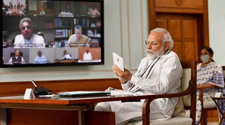 Image of article 'PM Modi launches app innovation challenge to promote desi apps'