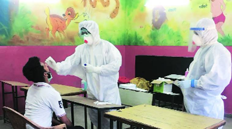 As Covid-19 cases cross 200 mark in Panchkula, administration ramps up testing