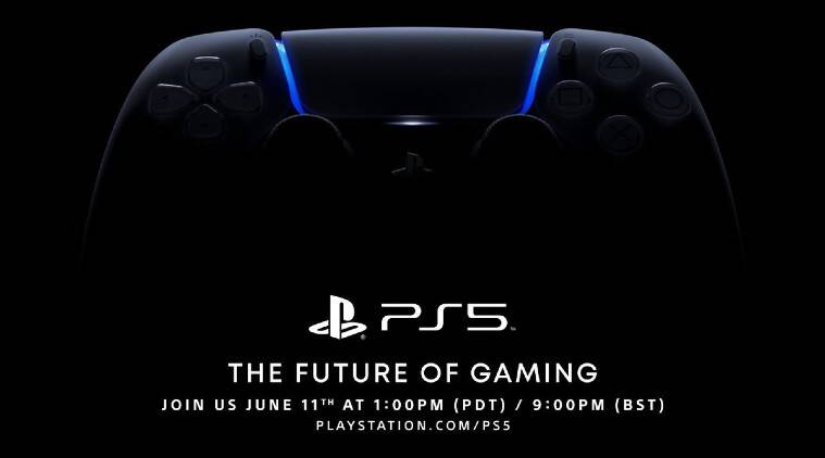 Sony S Playstation 5 Reveal Event Now Set For June 11 Technology News The Indian Express