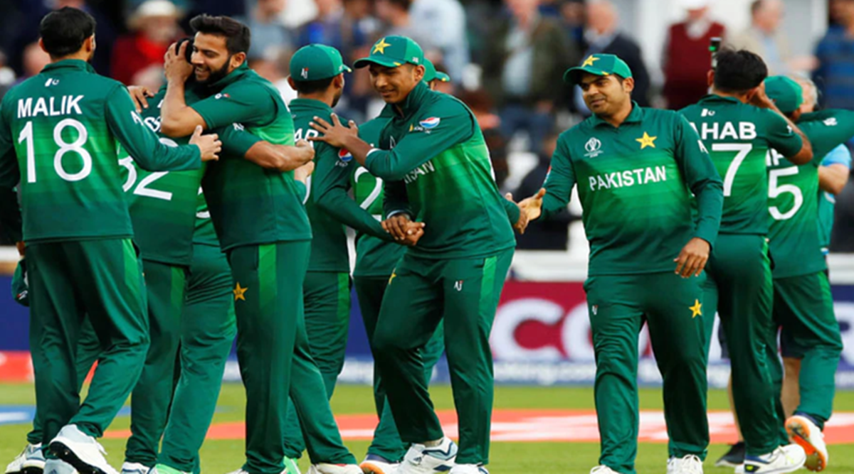 Six Pakistan Players Test Negative But Will Have To Wait For Flight To England Sports News The Indian Express